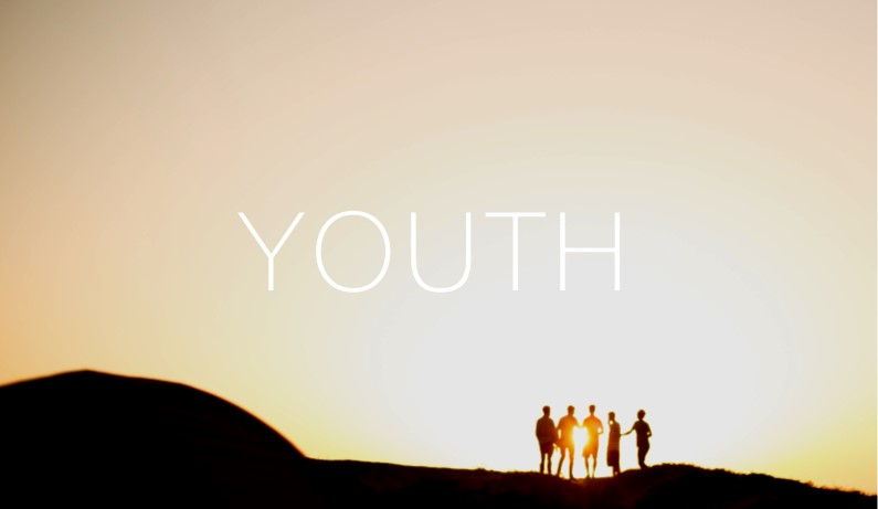 Youth Ministry Page Header